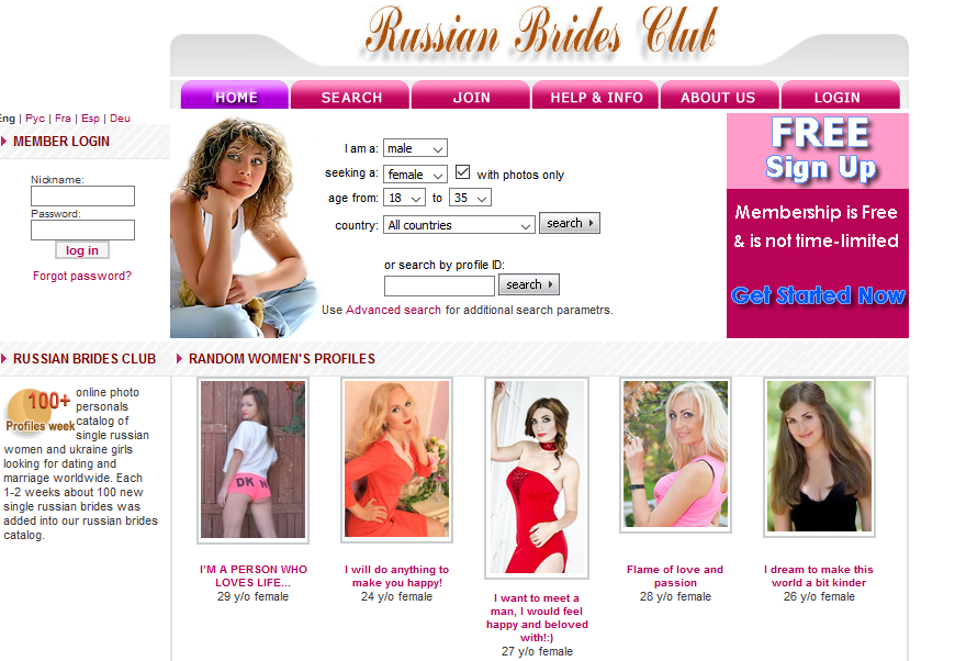 russian brides club