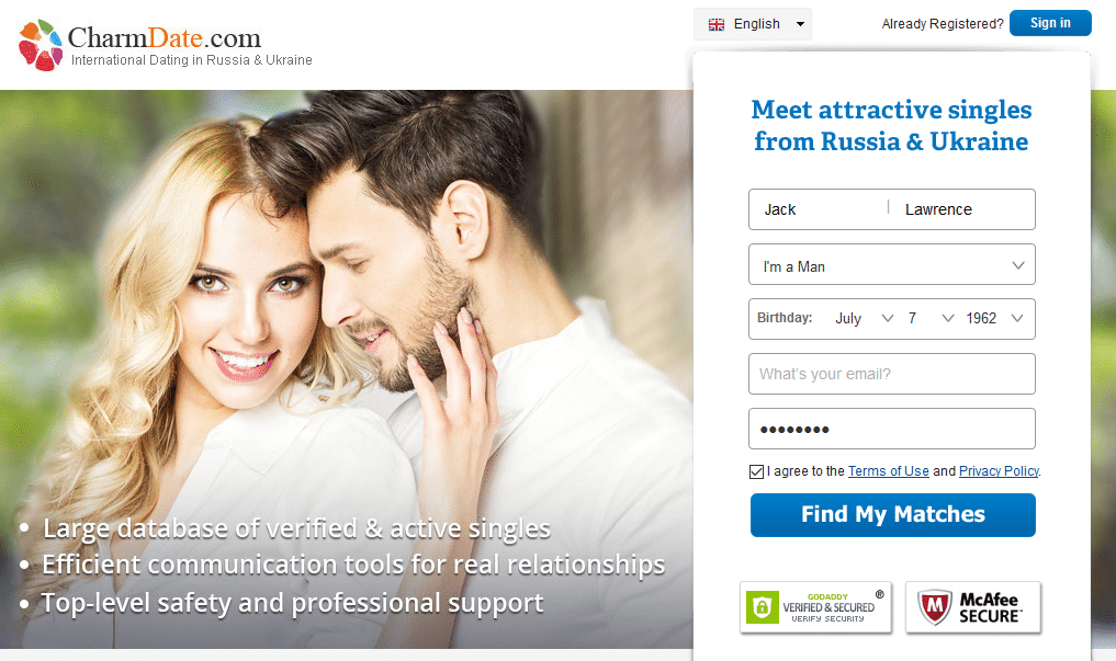 Dating-Websites about.com