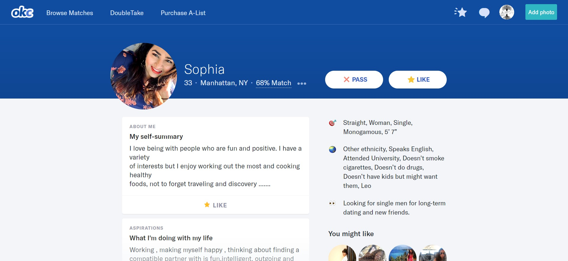 OkCupid Review: Failed to find a girl? Check out the best