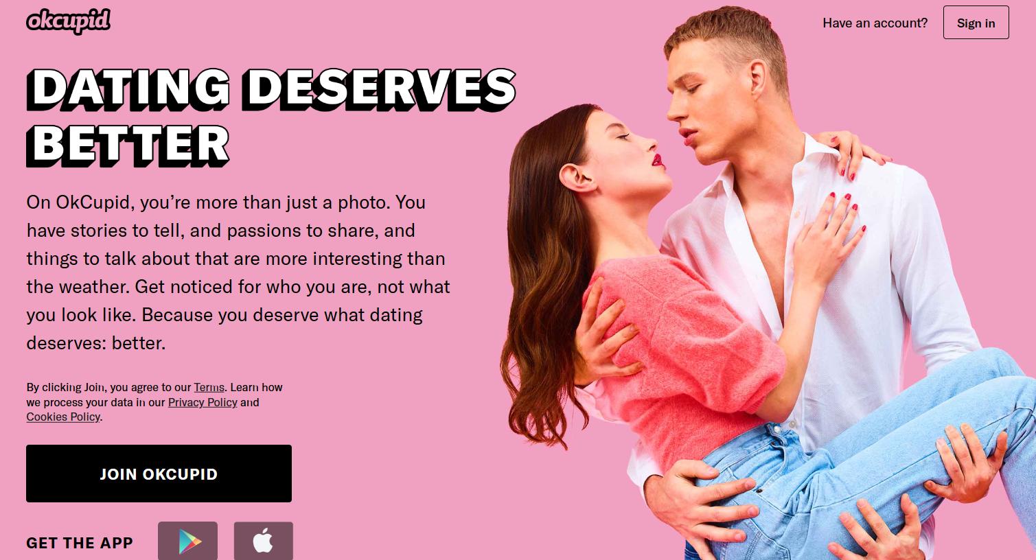 Unika online dating webbplatser