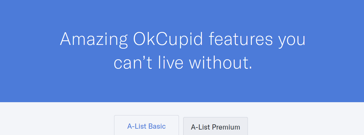 okcupid search