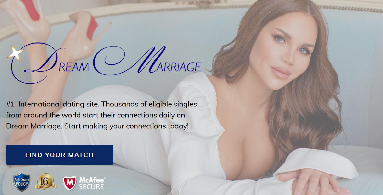 dream marriage